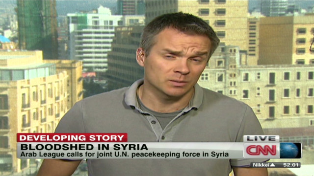 Syrians 'dismissive of diplomacy'