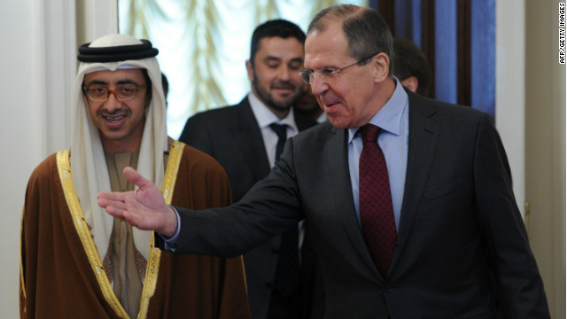Russia calls for Syria cease-fire