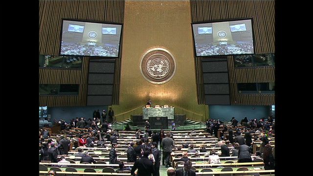 UN to vote on new Syria resolution