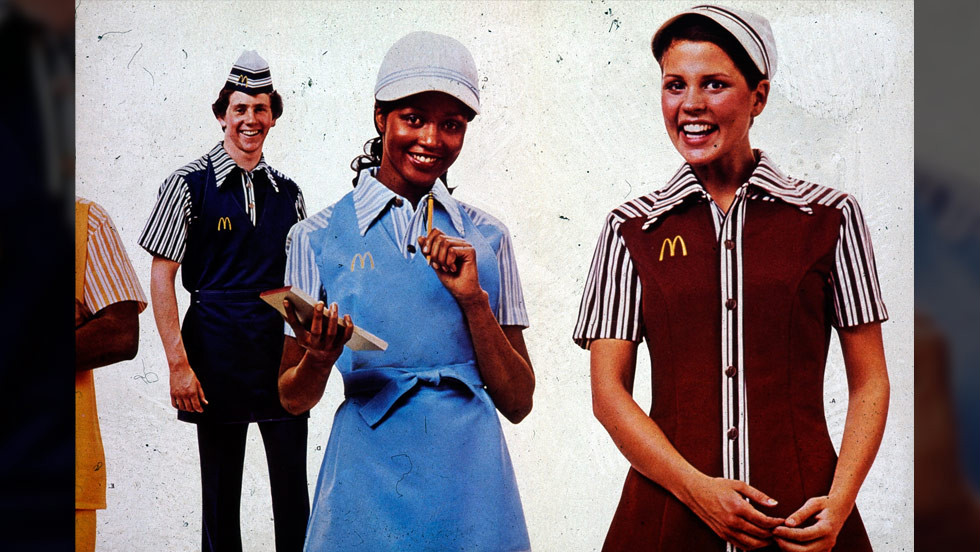 Herman's looks for McDonald's.