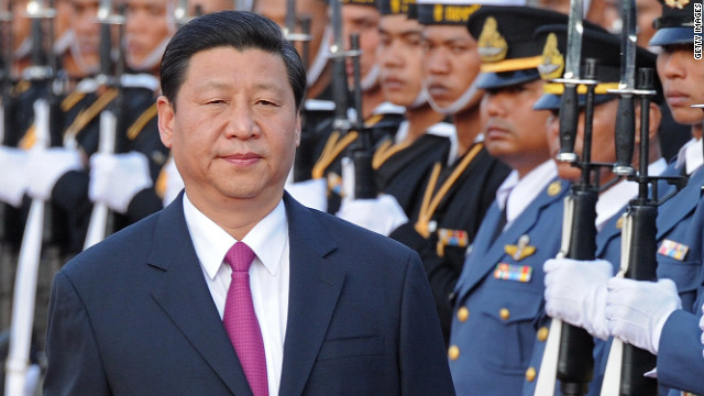 Mystery surrounds Chinese politician
