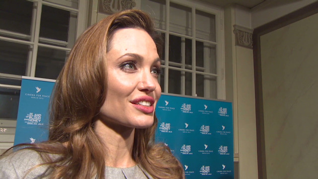 Jolie film shows horrors of Bosnian war