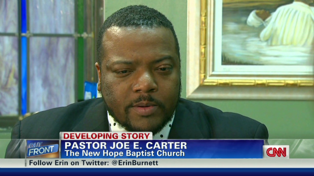 OutFront: Whitney Houston's Pastor