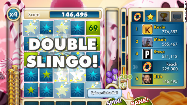 "The makers of Zynga Slingo vow to deliver an exciting social-gaming experience for ""Slingo"" fans."