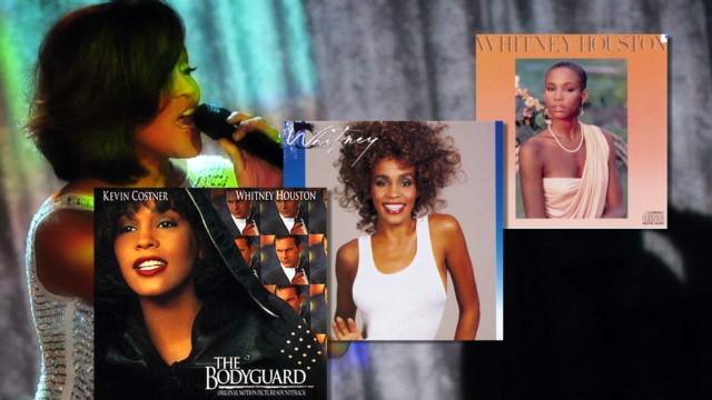 Measuring Whitney Houston's wealth