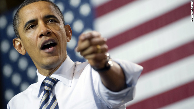 New poll: Obama ahead of GOP hopefuls
