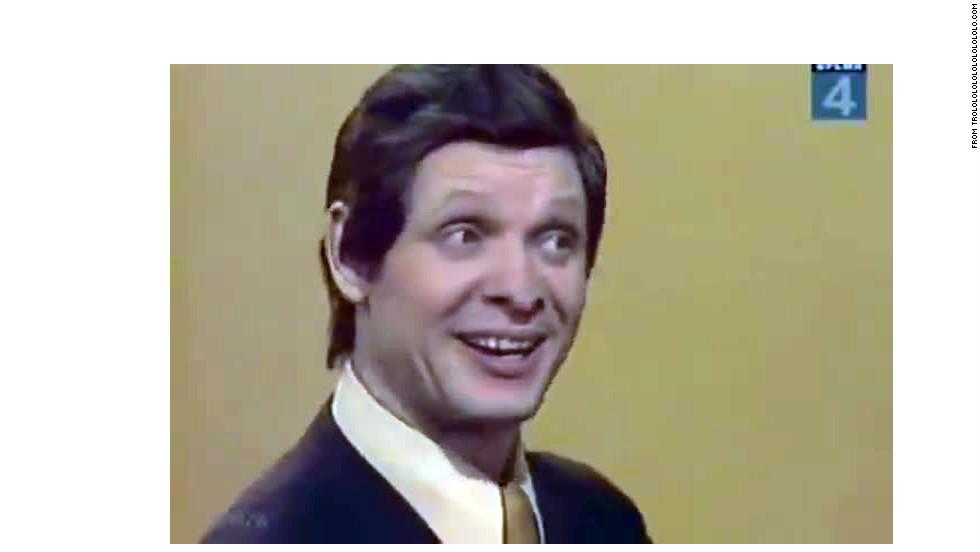 "Eduard Khil's cheerful, lounge-singer rendition in 1976 of a Russian folk tune, soon dubbed ""The Trololo Song,"" languished in obscurity until it was uploaded to YouTube. It was picked up by ironic websites far and wide, as well as ""The Colbert Report,"" and parodied mercilessly. Khil, in his 70s and living in St. Petersburg, Russia, says he learned from his 13-year-old grandson that he was a viral sensation."