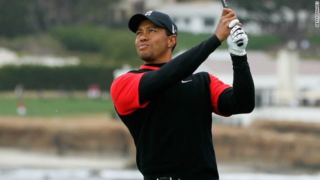 Former world No. 1 Tiger Woods last won a tour-sanctioned tournament in November 2009.
