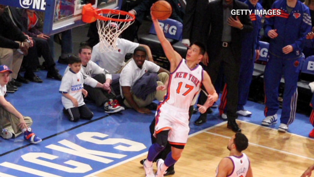 Basketball phenom a Lin-spiration