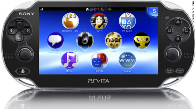 Sony's PS Vita device doesn't come preloaded with games, but more than two dozen are available for download.