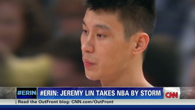 Erin's nephew, inspired by Jeremy Lin