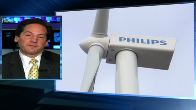 Philips CEO Greg Sebasky _00025107