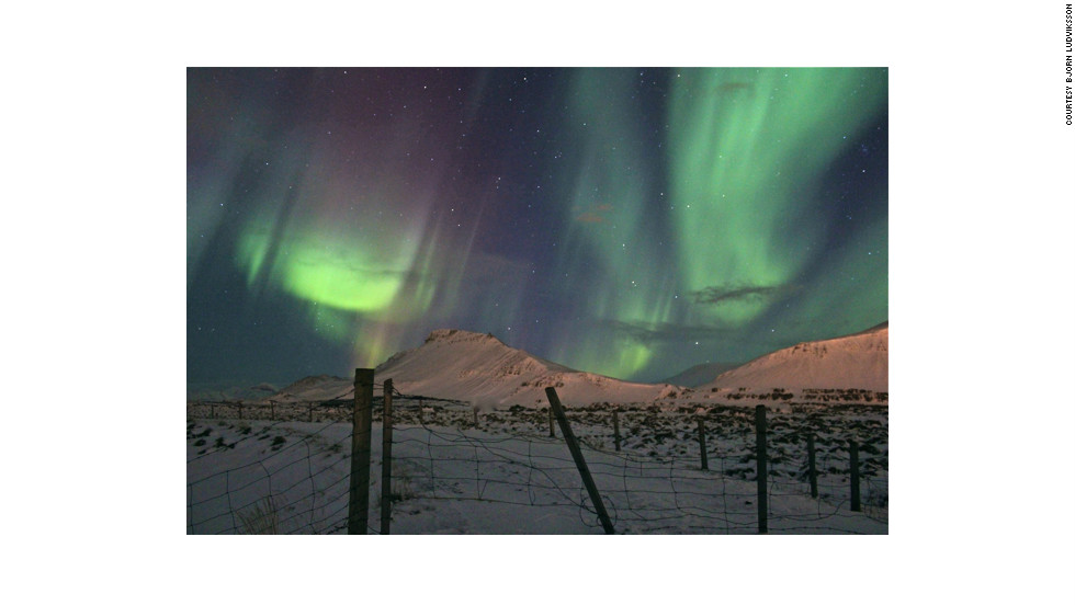 Lucky visitors can also spot the northern lights whilst glaciers and geysers are a common site through the country's sparsely populated rural hinterland.