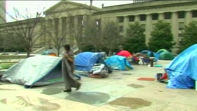 Lawmakers vote to evict Occupy Nashville