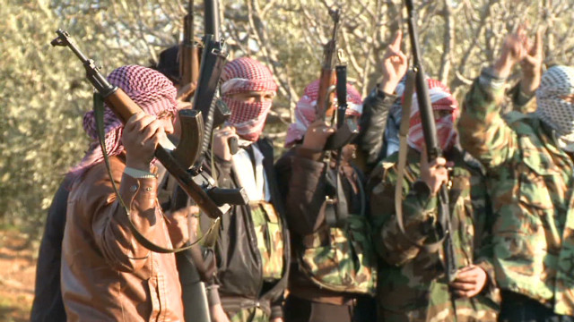 Syrian rebels feel orphaned