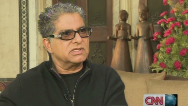 Deepak Chopra's alternative remedies