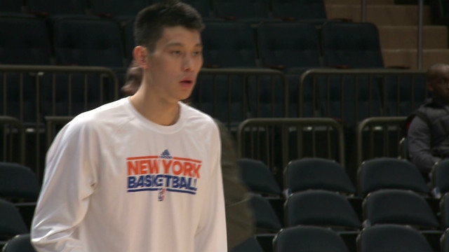 FedEx driver predicts Jeremy Lin's fame
