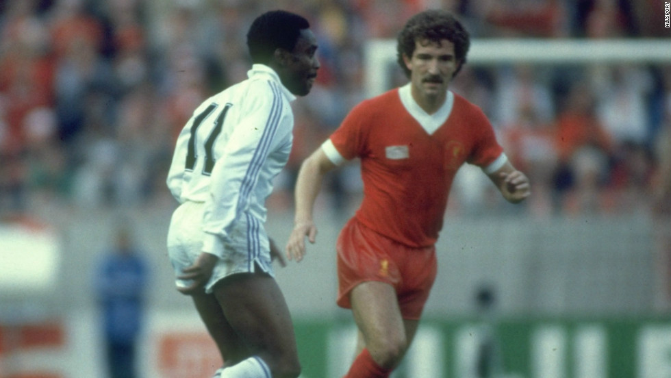 "Laurie Cunningham achieved fame as one of the ""Three Degrees"" at West Bromwich Albion, being part of a trio of black players also including Brendon Batson and Cyrille Regis. Cunningham became the first black player to represent England at any level when he played for the under-21 team in a friendly against Scotland in 1977. His talent earned him a big-money move to Spanish giants Real Madrid in 1979."