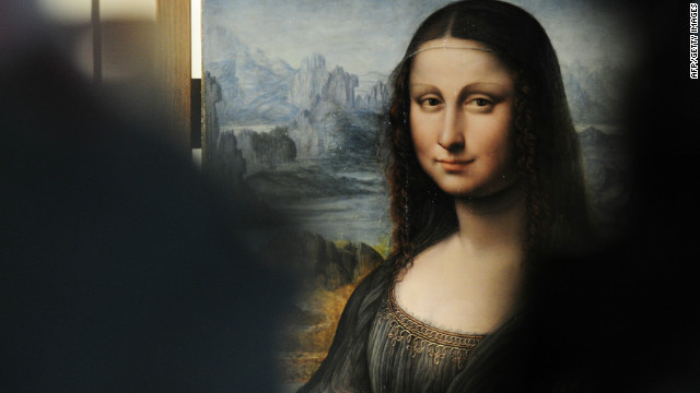 Mona Lisa 'twin' goes on display
