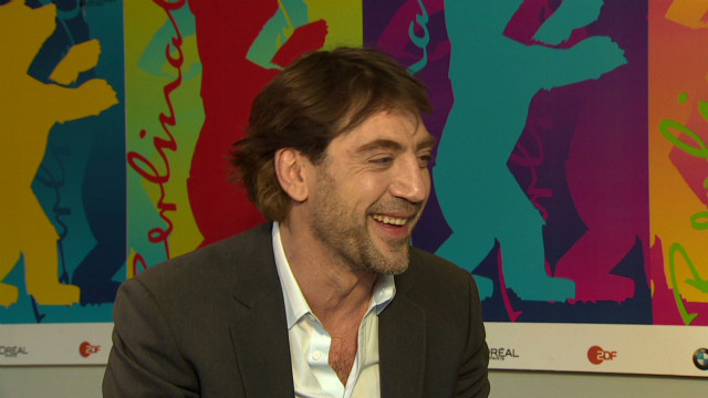Getting to know actor Javier Bardem