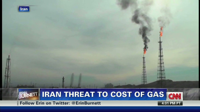 Iran could send U.S. gas prices to $5