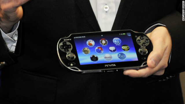 Sony's PlayStation Vita has launched free downloadable apps.
