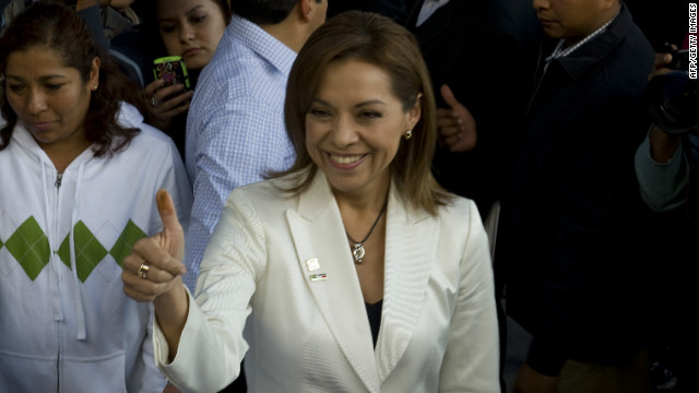 Will a woman be Mexico's next president?