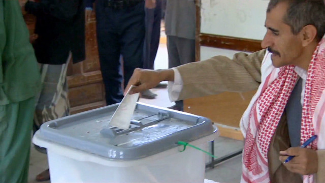 A close look at Yemeni voting polls