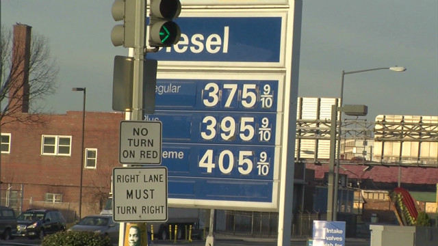 Gas prices consume Washington debate