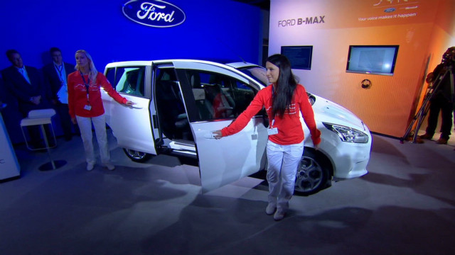 Ford goes high-tech with new vehicles