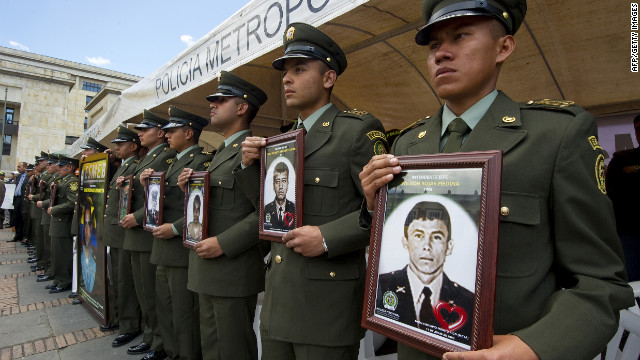 FARC says no more ransom kidnappings