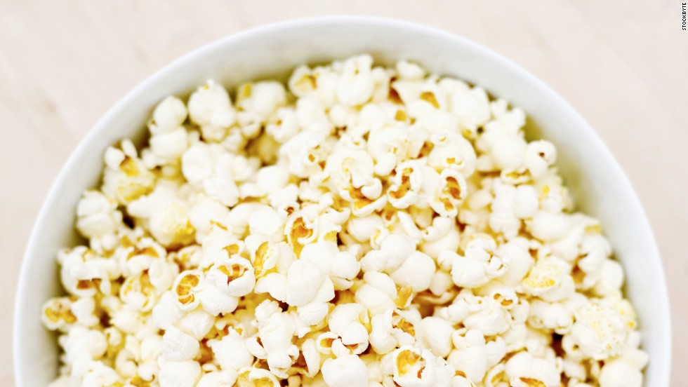 <strong>In:</strong> Light popcorn