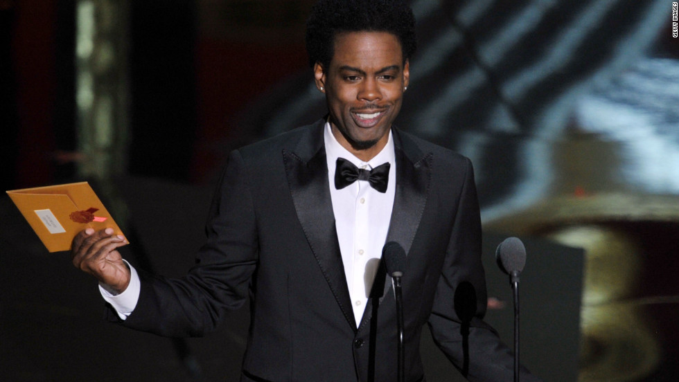"Chris Rock brought the laughs when he presented the award for best animated feature. No stranger to working on animated films, Rock said, ""If you're a fat woman, you can play a skinny princess. If you're a white man, you can play an Arabian prince. And if you're a black man, you can play a donkey or a zebra."" (Rock voiced a zebra in the ""Madagascar"" franchise and comedian Eddie Murphy voiced a donkey in the ""Shrek"" films.)"