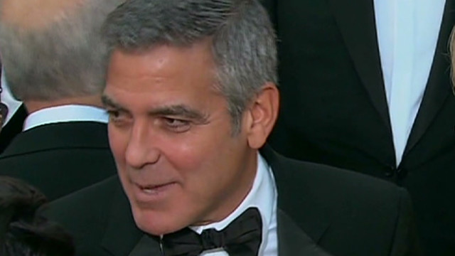 George Clooney reveals pre-Oscar routine