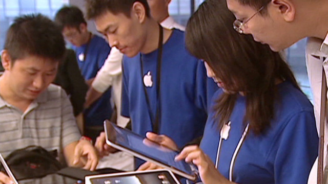 Apple legal headache over iPad in China
