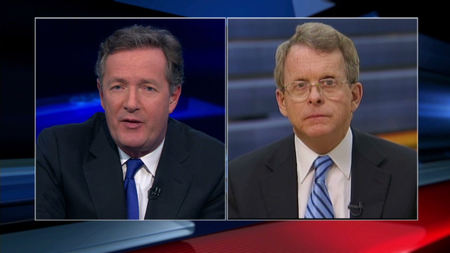 DeWine: Why I switched to Santorum