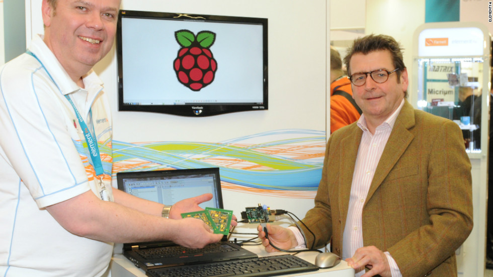 The Raspberry Pi can plug into any television and can power 3D graphics and Blu-ray video playback.