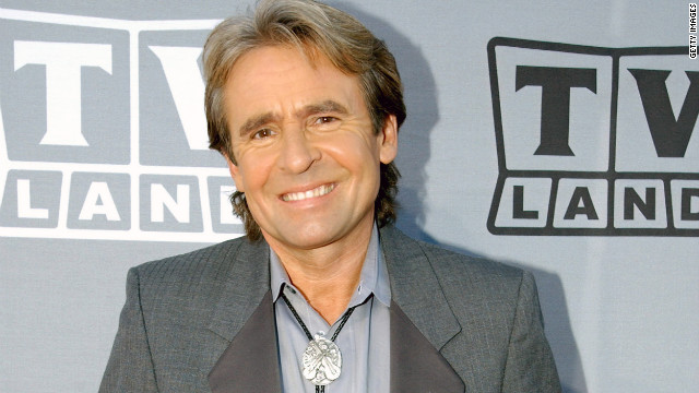 The Monkees' Davy Jones, pictured here at the 2003 TV Land Awards, has died.