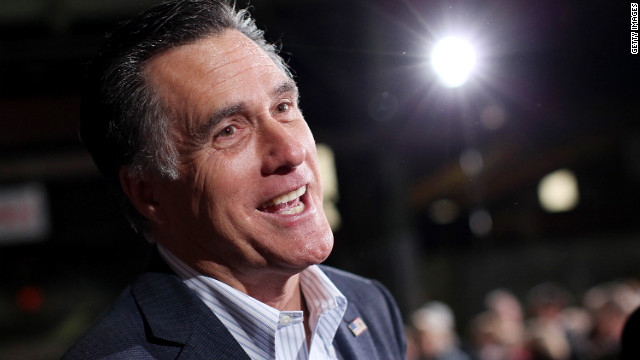 Mitt Romney wins the Wyoming caucuses