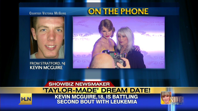 A TAYLOR-MADE DREAM DATE! _00024010