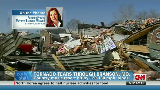 Branson mayor: We were fortunate