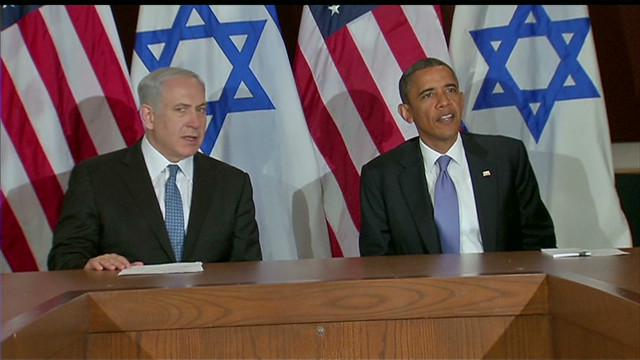Pres. Obama prepares to meet Netanyahu