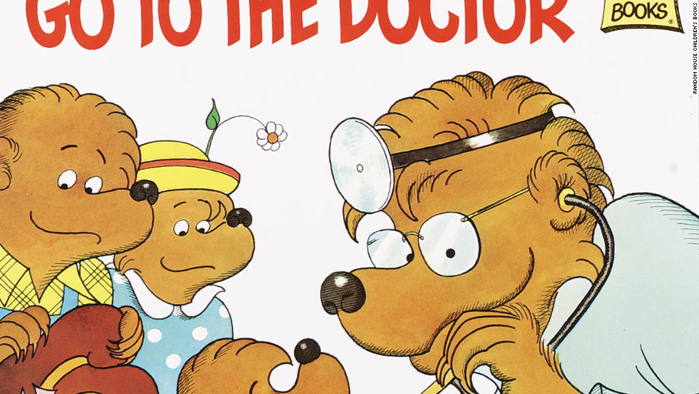 Stan and Jan Berenstain answer children's questions about a doctor's visit.