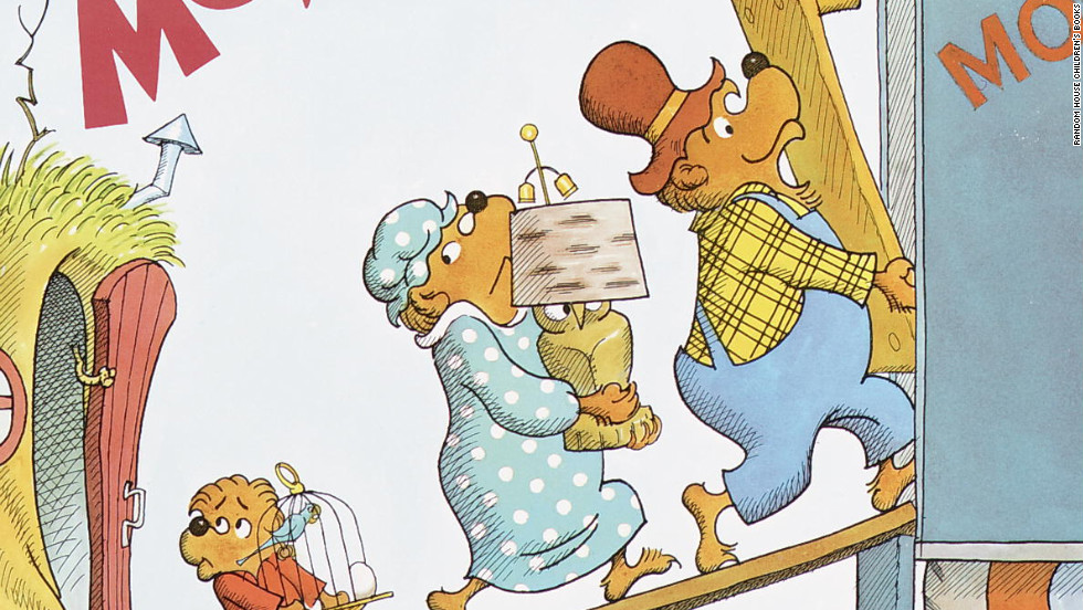 This Stan and Jan Berenstain classic has helped many families move.