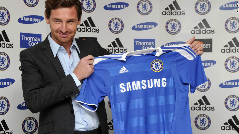 Villas-Boas followed in Mourinho's footsteps by making the move to Stamford Bridge and taking over from Italian Carlo Ancelotti in June 2011, aged just 33.