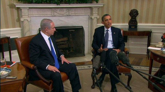 Obama, Netanyahu look for unity on Iran