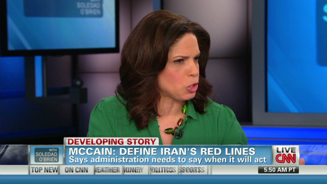 'Paralyzing' Iran sanctions the answer?