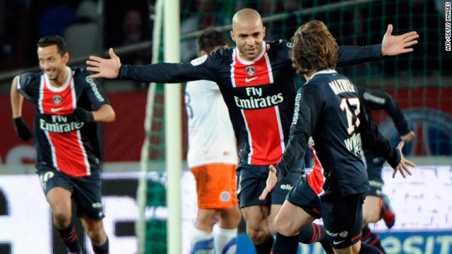 PSG's push for football glory