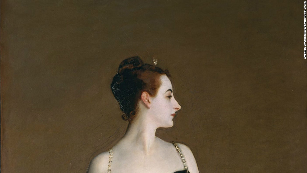 "Later works in the collection include John Singer Sargent's masterwork, ""Madame Pierre Gautreau."""