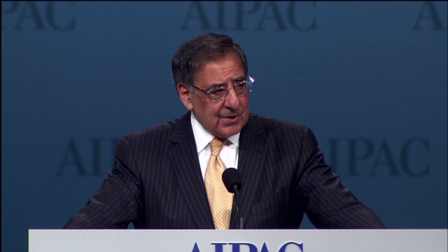 Panetta: The United States doesn't bluff